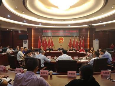 学院参加四川省2018年第二轮脱贫攻坚全覆盖督导