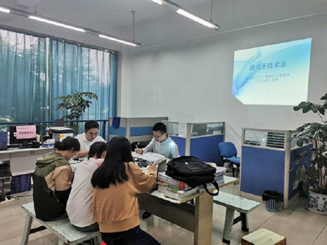 微电子技术系开展辅导员培训会议