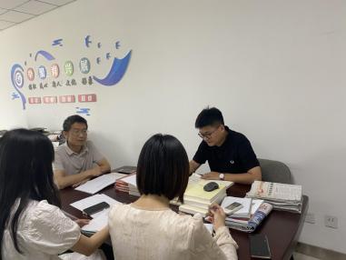 """宣传策划部召开""""三风""""建设研讨会"""