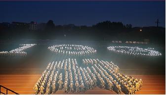 电子科技大学成都学院师生热烈庆祝中国共产党成立100周年